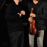 Adam Baldych und Yaron Herman